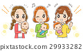 baby, infant, mother 29933282
