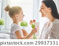 daughter congratulates mom 29937331