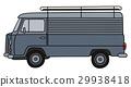 厢式货车 交通 经典 29938418