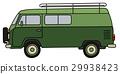 多功能旅行车 旧 老 29938423