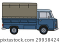 truck, small, old 29938424