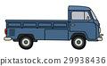 truck, small, transportation 29938436