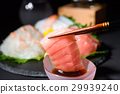 金枪鱼 对虾 斑节虾 29939240