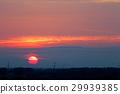 Sunset glow in Niagara Canada 29939385