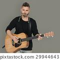 guitar harmonica men 29944643