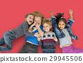 children, friends, friendship 29945506