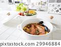 キッチンの鍋 29946884