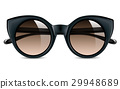 realistic vector illustration of sunglasses 29948689