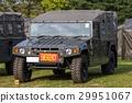 地面自衛隊高交通車輛 29951067