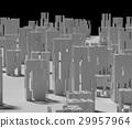 废墟的图象 29957964