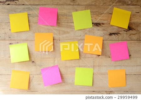 sticky notes 29959499