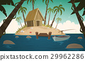Small Tropical Island 29962286