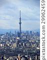 tokyo sky tree, nishi-shinjuku, skyscraper group 29962459