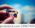 录放音机 收放机 微型 29967409