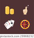 vector, casino, gambler 29968232