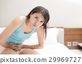 woman with menstruation 29969727