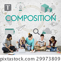 Layout Style Composition Graphic Design Icons 29973809