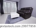 residential interior of modern living room  29977856