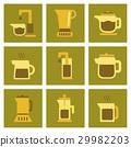 coffee, icon, maker 29982203