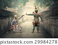 Khon is traditional dance drama art 29984278