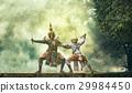 Khon is traditional dance drama art 29984450