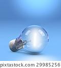 LightBulb on floor 29985256