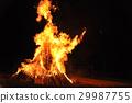 Fire, Danger, fireman 29987755