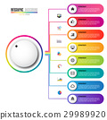 Infographics design template 29989920