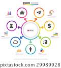Infographics design template 29989928