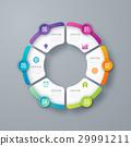 infographic, circle, chart 29991211