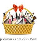 化妆品 化妆 篮子 29993549