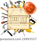 Vector Construction Layout 29993557
