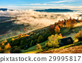 foggy, mountain, hill 29995817