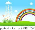 Floral rain 29996752