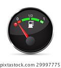 测量 燃料 黑色 29997775