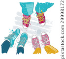 footwear, shoelace, casual 29998172