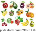 卡通 水果 可爱 29998336