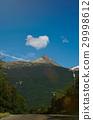 Heart shape cloud 29998612
