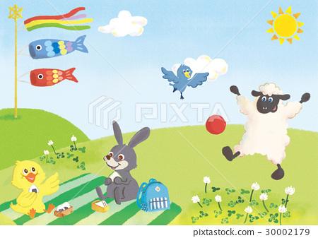 動物野餐 30002179
