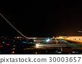 關西機場在晚上 30003657