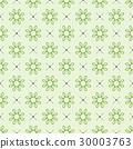 Monogram Seamless Vector Pattern background. 30003763