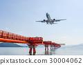 飛機降落 30004062
