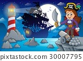 Night pirate scenery 1 30007795
