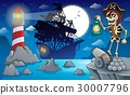 Night pirate scenery 2 30007796