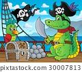 Pirate crocodile theme 2 30007813