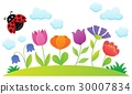 Stylized flowers topic image 1 30007834