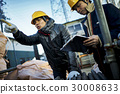 Construction site single pipe pipe worker to check 30008633