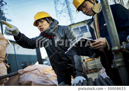 施工現場單管管工檢查 30008633