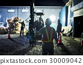 Construction site Nighttime induction worker 30009042