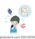 牙刷男孩哭脸 30010509